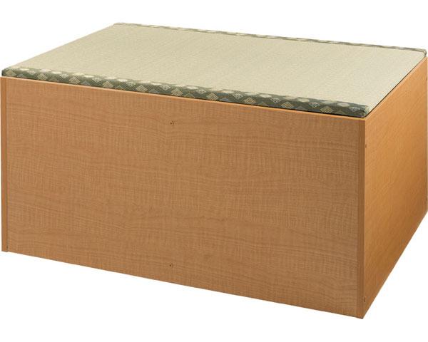 畳ユニットボックス ハイタイプ STBYH-90 90タイプ 山陽総業たたみ 和室 和風 家具 おしゃれ 収納ボックス 立ち上がり補助 介護 高齢者 収納 整理