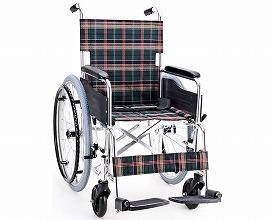 車椅子 軽量 折り畳み アルミフレーム自走式車いす セレクト20 背固定タイプ KS20 マキテックマキライフテック 車イス 高齢者 介護用品 福祉用具