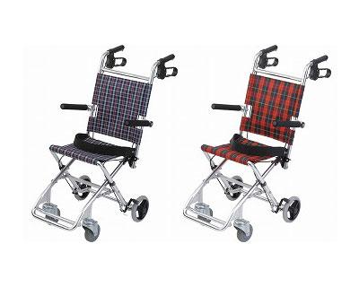 介助式小型車いす チビポン HTB-AC1 美和商事 【smtb-kd】【介護用品】【コンパクト車椅子】【携帯車イス】【介助用】【旅行】