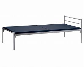 イージーベッド(返品不可) EBD-01(SV) 介援隊介護用品 介護ベッド 簡易ベッド
