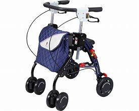 歩行車 ザフィット TF-0438 ユーバ産業歩行器 歩行車 歩行補助車 高齢者 手押し車 老人 シニア 介護用品