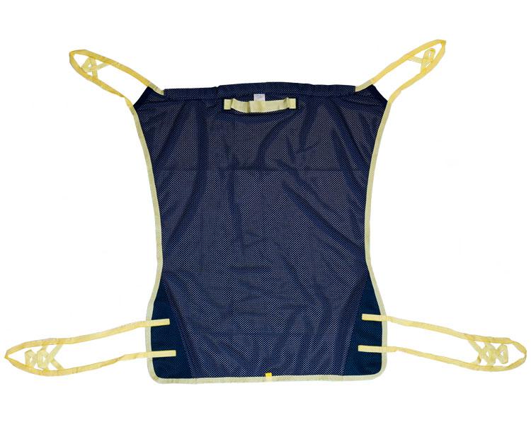 ウェル・ネット シート型スリングシート ローバック WN-5201 ウェル・ネット研究所介護用品 介護リフト用シート オプション