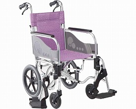 室内用スリムタイプ車いす スリィミーシリーズ介助型車椅子 SA-201B 松永製作所 【smtb-kd】【介護用品】【車イス/介助式/介助用】【歩行補助】