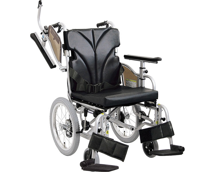 Aluminum care wheelchair icon back specifications and swing-out KZ16-40  (38 42)-SSL/ICR