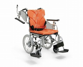Floor type swing out type AYO16-40 (36.38.42.45.48.50) out of the wheelchair for the aluminum assistance -45