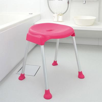 ●シャワーチェア やさしいバスチェア 40 4個セット リッチェルシャワーチェアー 介護 椅子 介護用 風呂椅子 入浴用品 介護用品