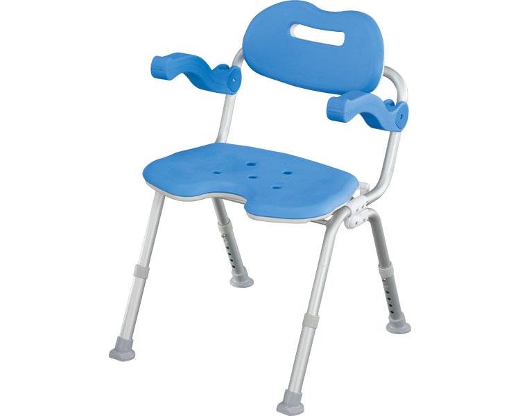 ● シャワーチェア[ユクリア]ワイドSPおりたたみ U型 PN-L41611D PN-L41611A パナソニックエイジフリーシャワーイス 風呂いす シャワーベンチ 入浴椅子 介護用品 福祉用具