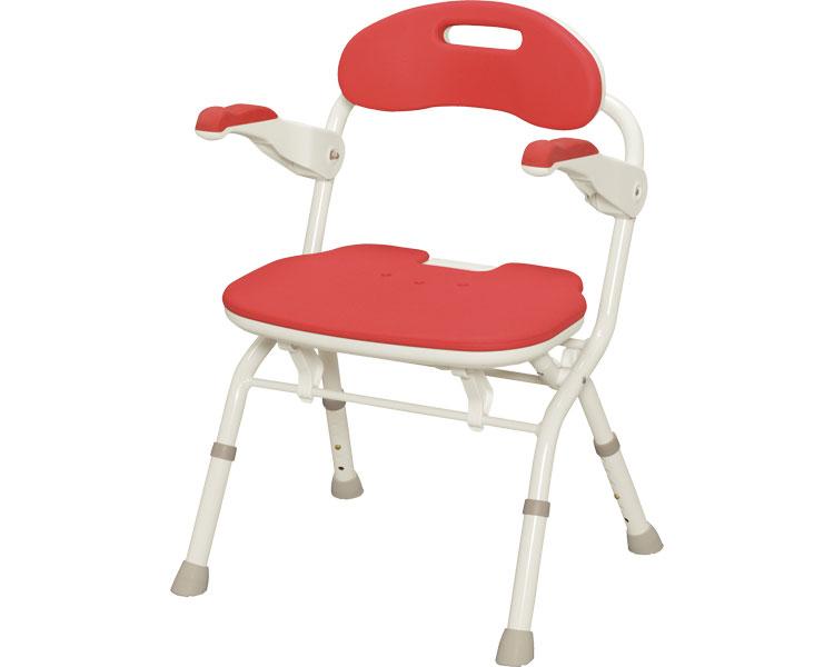 安寿 折りたたみシャワーベンチFS アロン化成 【介護用 風呂椅子】【介護 椅子】【介護用品】【smtb-kd】