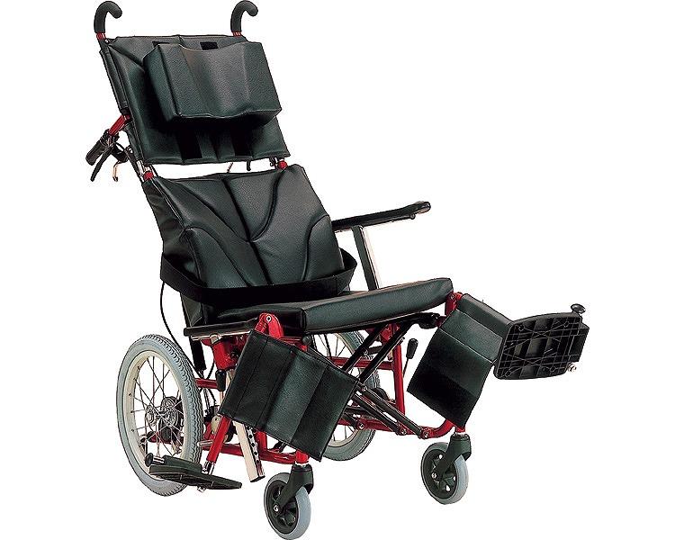 リクライニング車いす ぴったりフィット KPF16-40・42 カワムラサイクル カワムラサイクル 【smtb-kd】【ティルティング車椅子】【リクライニング車椅子 車イス】【介護用品】