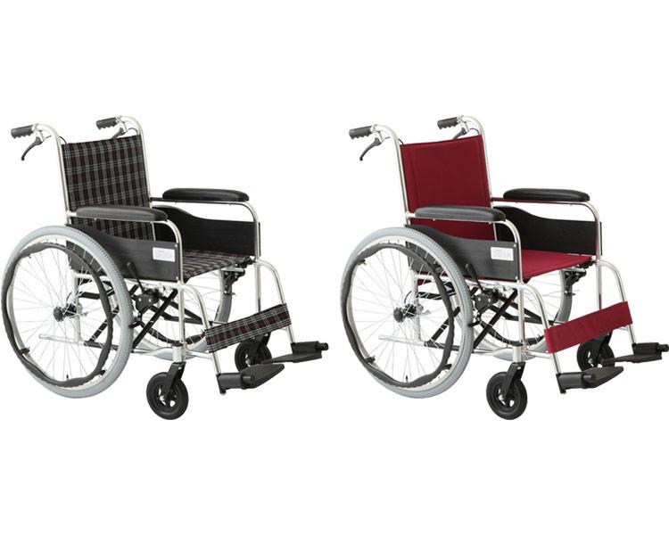 車椅子 軽量 折り畳み 車いす アリーズ MW-22AT 美和商事 【車椅子用品】