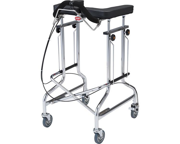 歩行器 介護 アルコー1S-C型/100564 星光医療器製作所 【介護用品】