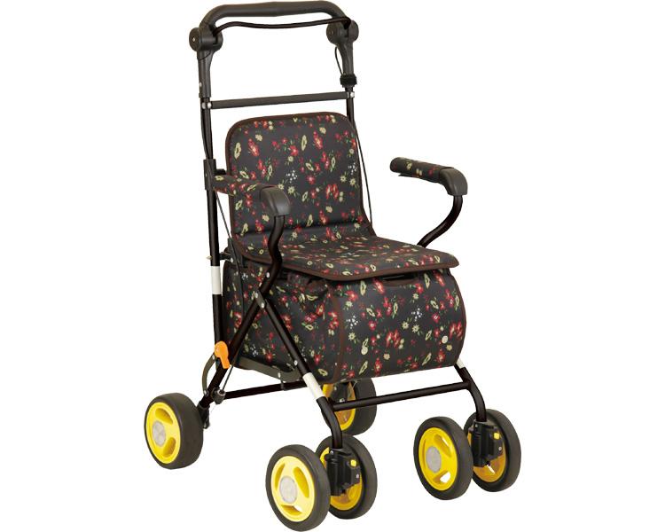 シルバーカー エヴォーク SIST01 幸和製作所手押し車 高齢者 歩行補助 介護用品 シルバーカート