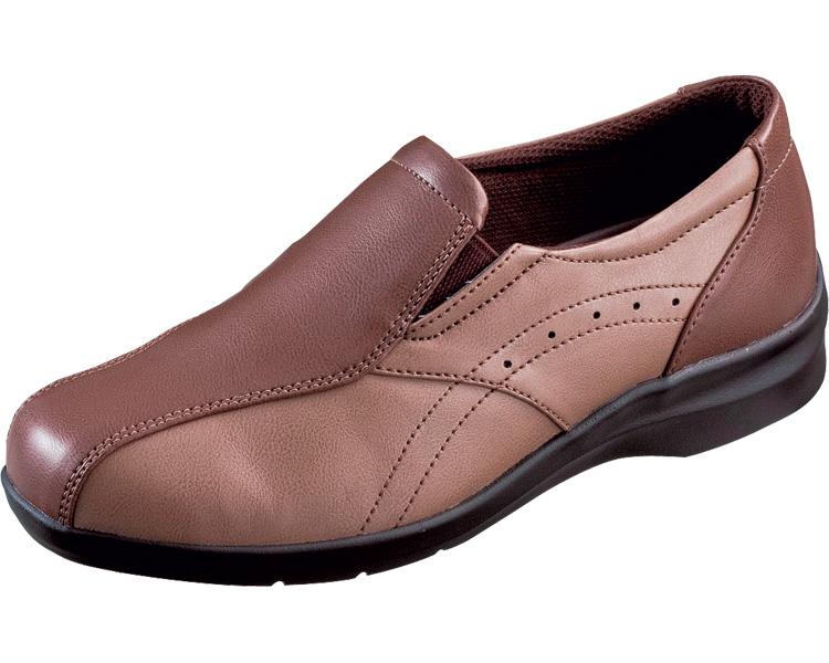 イブシリーズ EVE 196 婦人用 ムーンスター介護シューズ 介護靴 ミセス レディース アクティブシニア コンフォートシューズ おしゃれ 幅広
