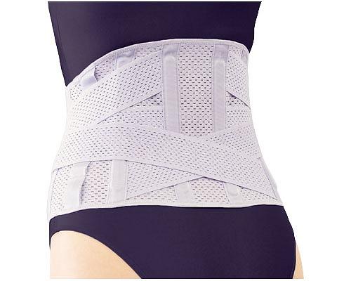 お医者さんのがっちりコルセット アルファックス介護用品 腰ベルト 腰痛