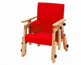 子ども用いす バンビーナチェア M TS-822 タカノ子供用いす 福祉いす 椅子 チェア 姿勢保持 介護 食卓いす ダイニングチェア