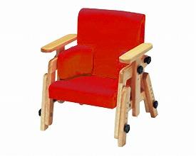 子ども用いす バンビーナチェア S TS-821 タカノ子供用いす 福祉いす 椅子 チェア 姿勢保持 介護 食卓いす ダイニングチェア