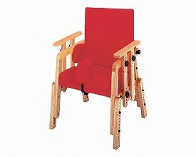 子ども用いす バンビーナチェア L TS-823 タカノ子供用いす 福祉いす 椅子 チェア 姿勢保持 介護 食卓いす ダイニングチェア