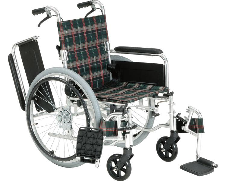 アルミ自走用車いす セレクト80 マキテック介護用品