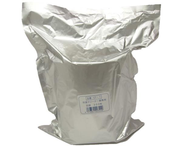 除菌シート バケツ型除菌クリーナー 詰替用 GT-1 300枚入×8袋 服部製紙ケース販売 除菌対策 まとめ買い 介護用品