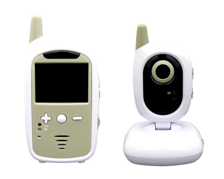 ワイヤレスモニター ケアモニ/TVBC-35(親機+子機) 【東心】【介護用品】