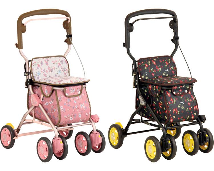 シルバーカー テイコブ ルーティ SIMD01 幸和製作所高齢者 手押し車 お出かけ 散歩 歩行補助 介護用品