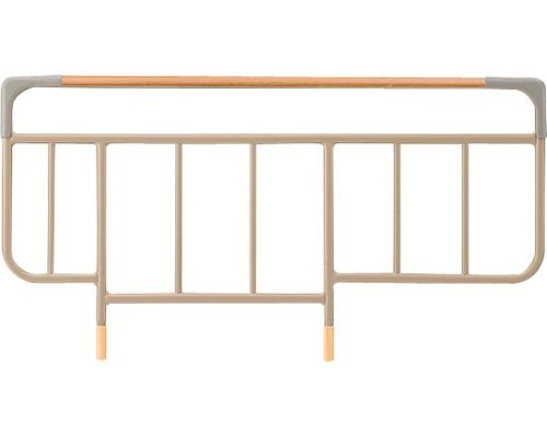 ベッドサイドレール(木目タイプ) 2本組 パラマウントベッド 【介護用品】