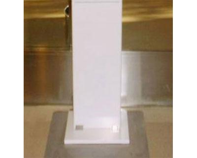 マスク自販機用 ボックス台(台のみ) 090190 竹虎病院 施設 備品 自動販売機用ボックス台 パーツ