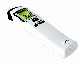 非接触赤外線体温計 FS-700 10台セット HuBDIC体温計 まとめ買い 病院 施設 備品 体温測定 健康管理 温度測定