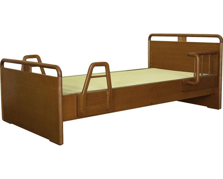 介護 ベッド タタミベッド KB-01TBR 犬丸家具店 介護用品