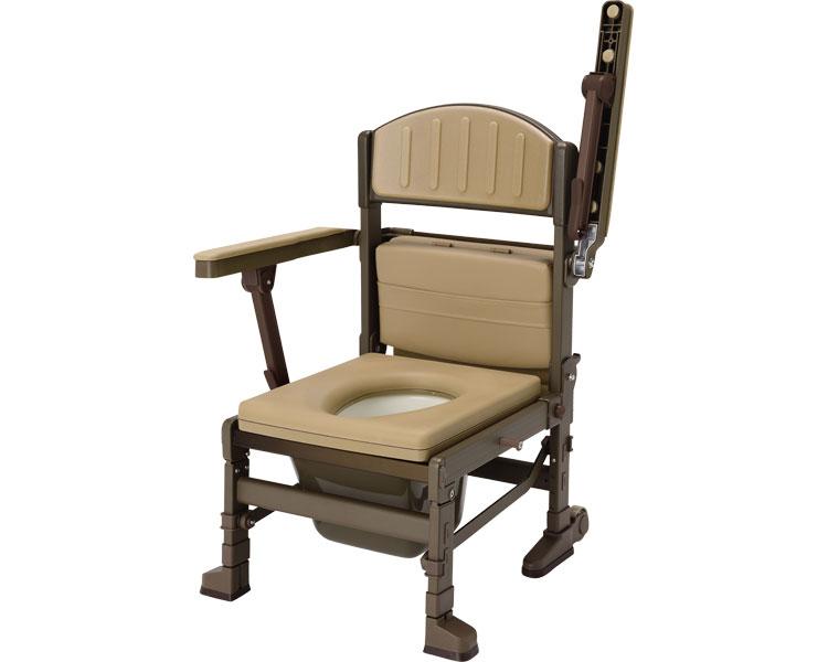 たため~る 肘はね上げタイプ 8050 ウチヱ 高齢者 トイレ 介護用品
