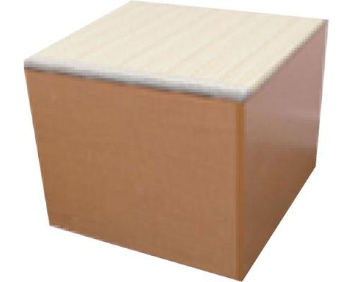 樹脂畳ユニットボックス(ハイタイプ)/JYB-60 幅60cm 山陽総業 【介護用品】