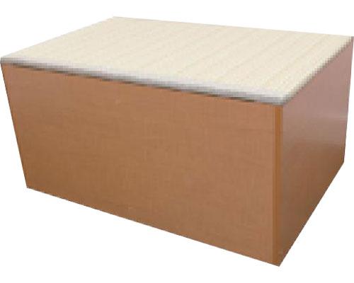 樹脂畳ユニットボックス(ハイタイプ)/JYB-90 幅90cm 山陽総業 【介護用品】