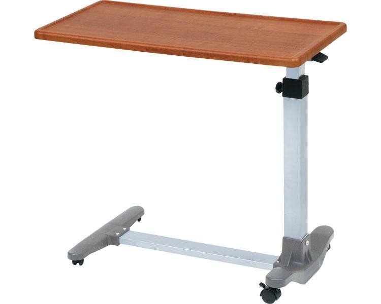 ベッドサイドテーブル SLIII(SL3)板バネタイプ No.720 睦三ベッドテーブル サイドテーブル ベッド関連 高齢者 介護 机 介護用品