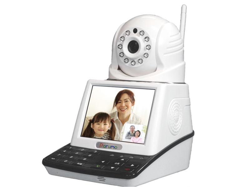 見守りテレビ電話パルモ/iS-800 【iSEED】【介護用品】