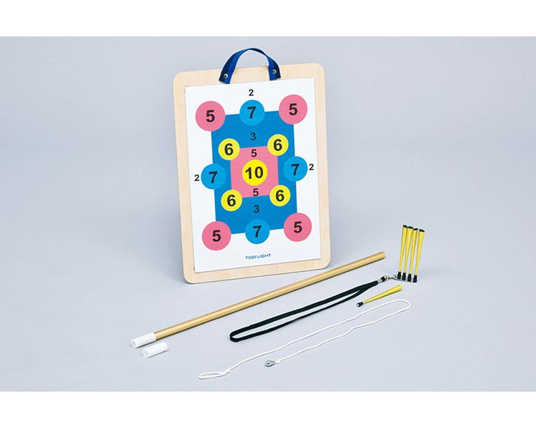 マグネット吹き矢/B-2303 トーエイライト 【介護用品】