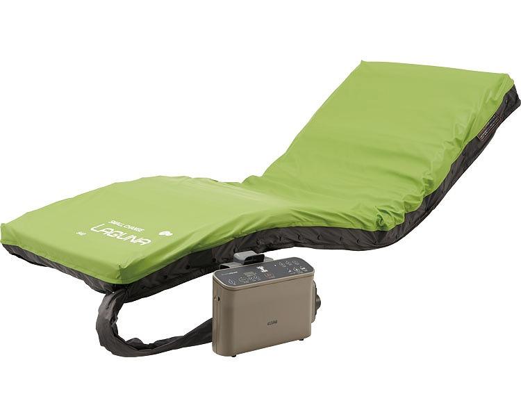 エアマットレス スモールチェンジ ラグーナ 900 CR-703 幅90cm ケープ介護 エアマットレス 体位変換 体圧分散 自動 床ずれ 高齢者 介護用品