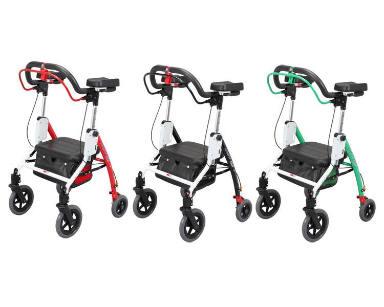 歩行器 アームフィットEXR EXR-698E ユーバ産業歩行補助車 高齢者 手押し車 介護用品