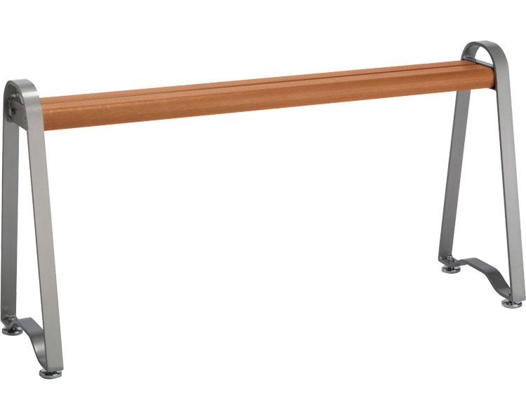 ひといきベンチ/BC-308-000-0 オレンジ テラモト 【介護用品】