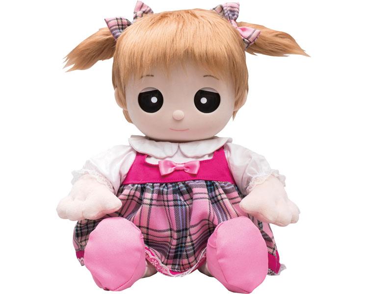 おはなししようね 夢の子ネルル 527111 タカラトミー介護用品 ヒーリングパートナー 高齢者 人形 ぬいぐるみ コミュニケーション かわいい 介護