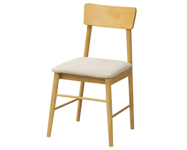 SOHO カルムサイドチェア CALME-C 弘益 KOEKI 家具【smtb-kd】【介護用品】ナチュラルテイスト レトロ いす 椅子