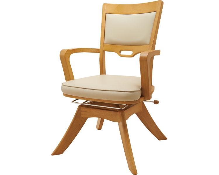 ピタットチェアEX 低座面高 オフィス・ラボ介護用品 介護椅子 介護イス 座面回転 施設