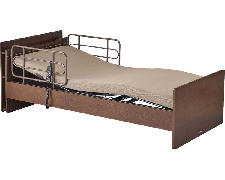 介護 ベッド CARE-UP(ケアアップ) スマートタイプ 1モーター サイドレール付 コイズミファニテック 介護用品