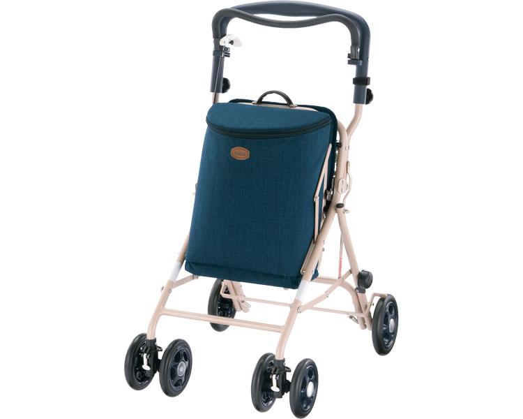 シルバーカー パソカCT 93962 93963 リッチェル手押し車 高齢者 歩行補助 シルバーカート 折りたたみ 大容量 介護用品
