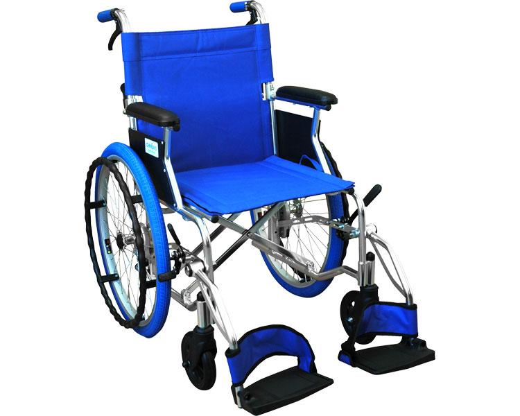 車椅子 軽量 自走式軽量コンパクト車いす パレット チノンズ車いす 車イス 自走用 軽量 コンパクト 介護用品