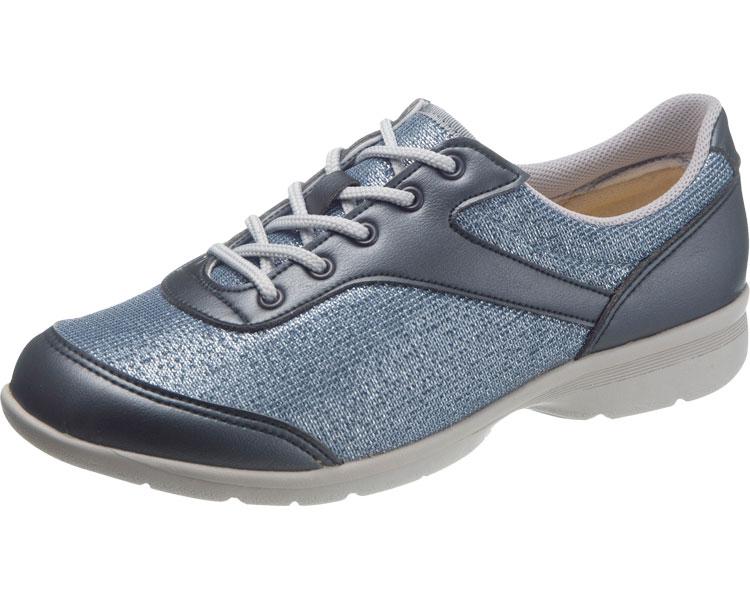 介護シューズ 快歩主義 L140AC 婦人用 アサヒシューズケアシューズ 介護 靴 介護用品