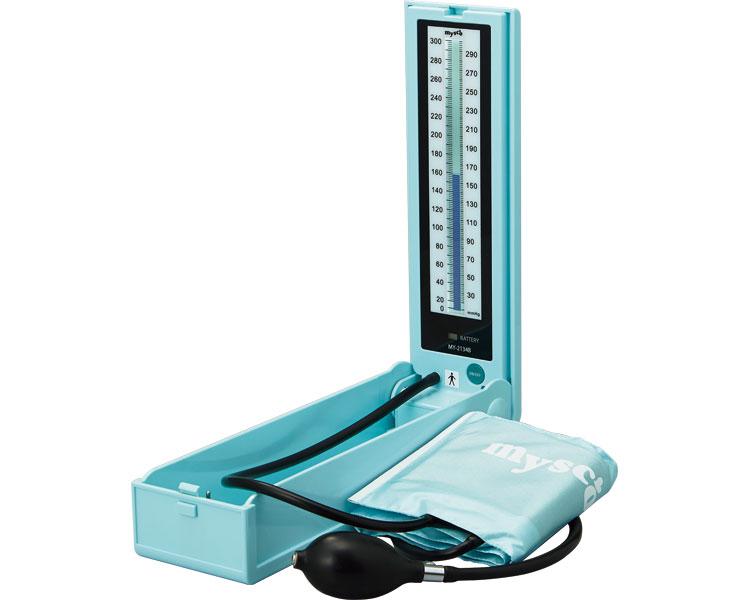 マイスコ水銀レス血圧計 松吉医科器械介護用品
