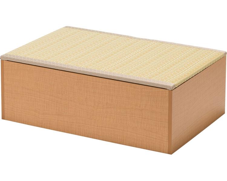 樹脂畳ユニットボックス ロータイプ JYBL-90 幅90cm 山陽総業 介護用品