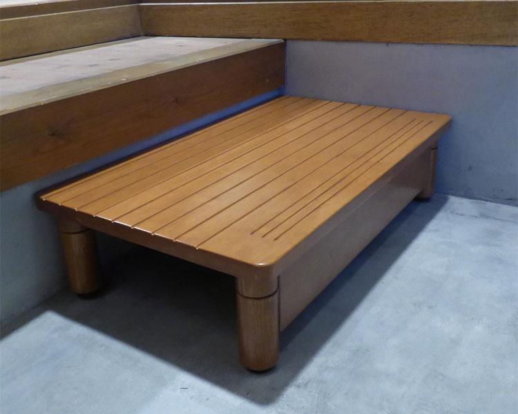 木製玄関ステップ 奥行40 AF-6040 パナソニック エイジフリー 介護用品