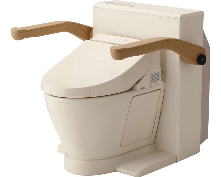 ベッドサイド水洗トイレ EWRS320R TOTO水洗トイレ 介護 高齢者 介護用品