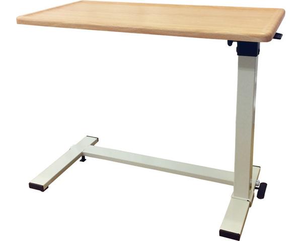 サイドテーブル ベッドサイドテーブル KL No.730 板バネタイプ 睦三ベッドテーブル サイドテーブル 高齢者 介護 机 デスク 介護用品